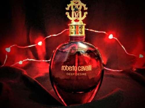 Flakon Roberto Cavalli Deep Desire